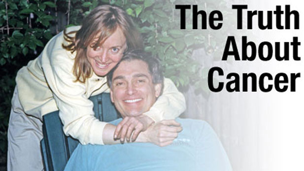 In the documentary part of this program, Linda Garmon returns to the same Boston-area hospitals where her husband, Larry D'Onofrio, was treated.
