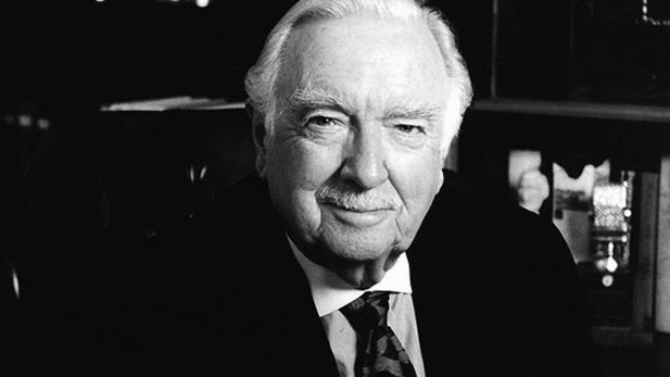 AMERICAN MASTERS Walter Cronkite