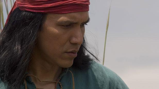 Shawnee warrior Tecumseh