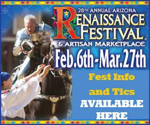 Arizona Rennaisance Fesitval